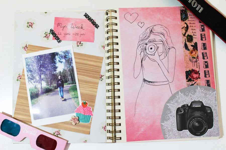 lief dagboek #5; de mol is dood