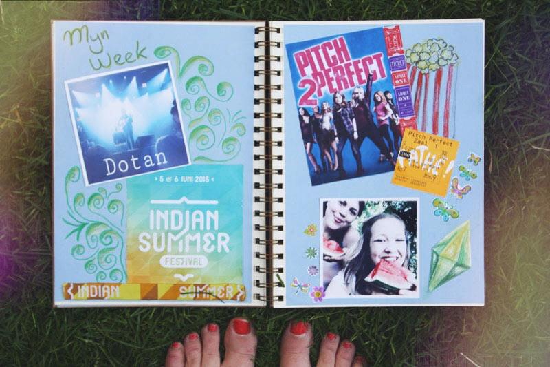 lief dagboek #2; er was een overval in de hema