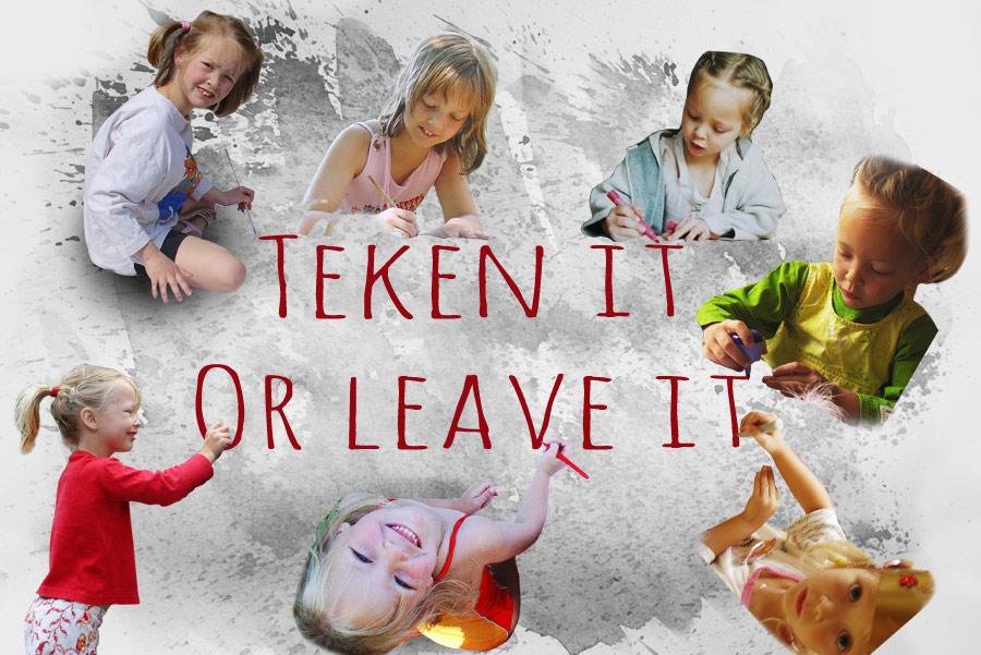 teken it or leave it