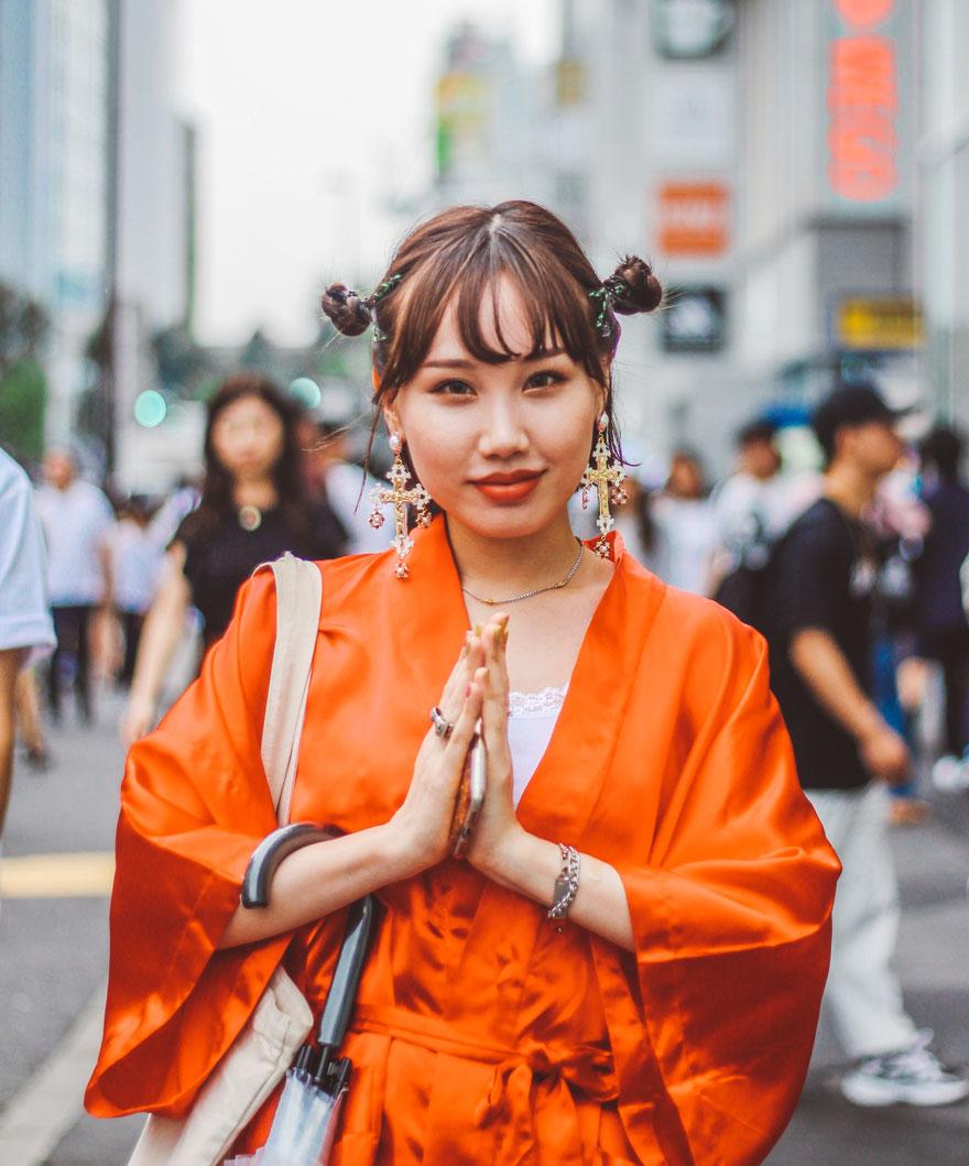 alles klopte aan mijn reis naar japan